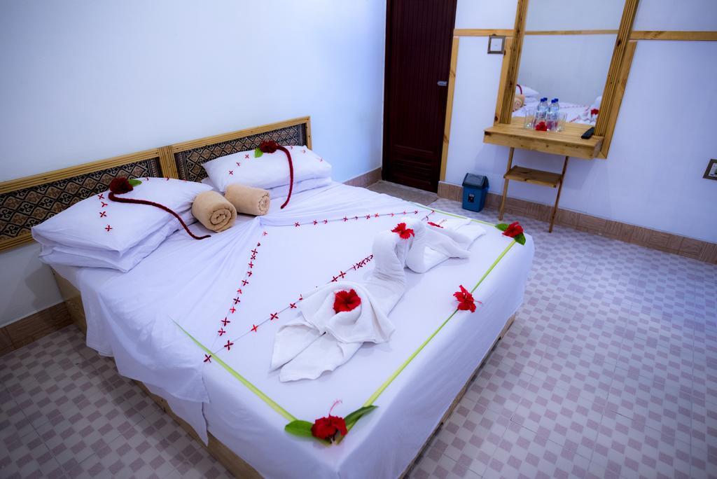 Двухместный номер в отеле Alimas Inn