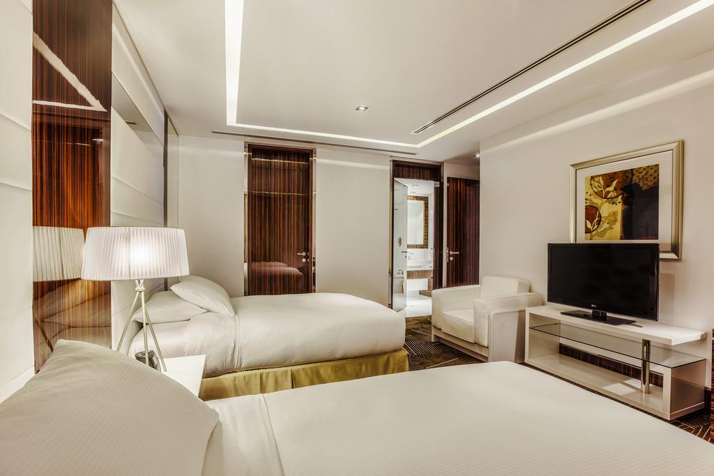 Номер в отеле Hilton Dubai The Walk
