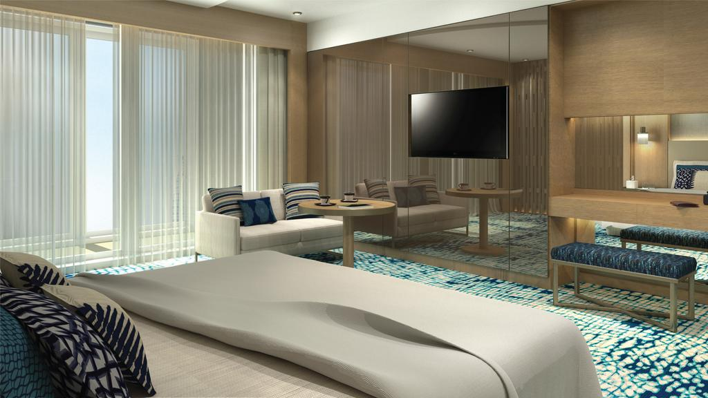 Номер в отеле Jumeirah Beach