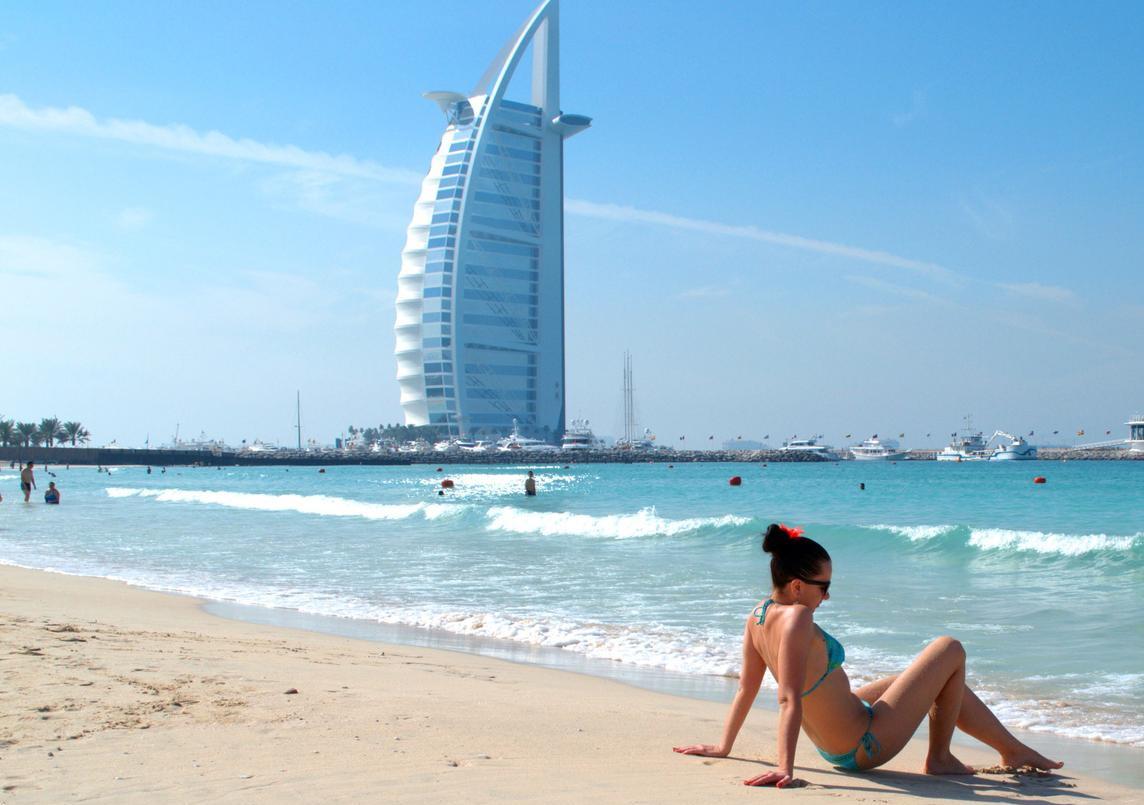 Отдых в декабре в ОАЭ