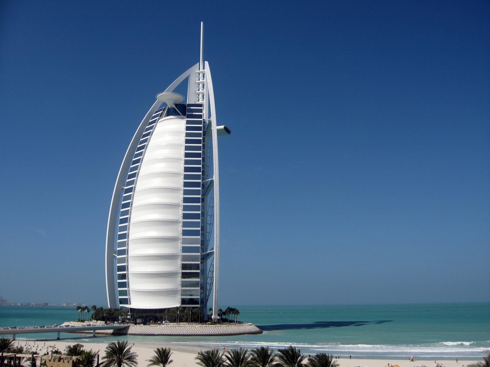 Отель «Бурдж-аль-Араб»