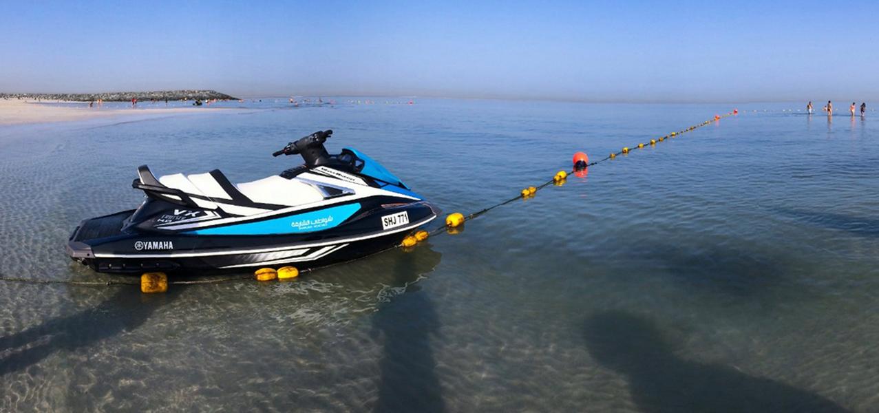 Отличный вариант для катания на водных видах транспорта