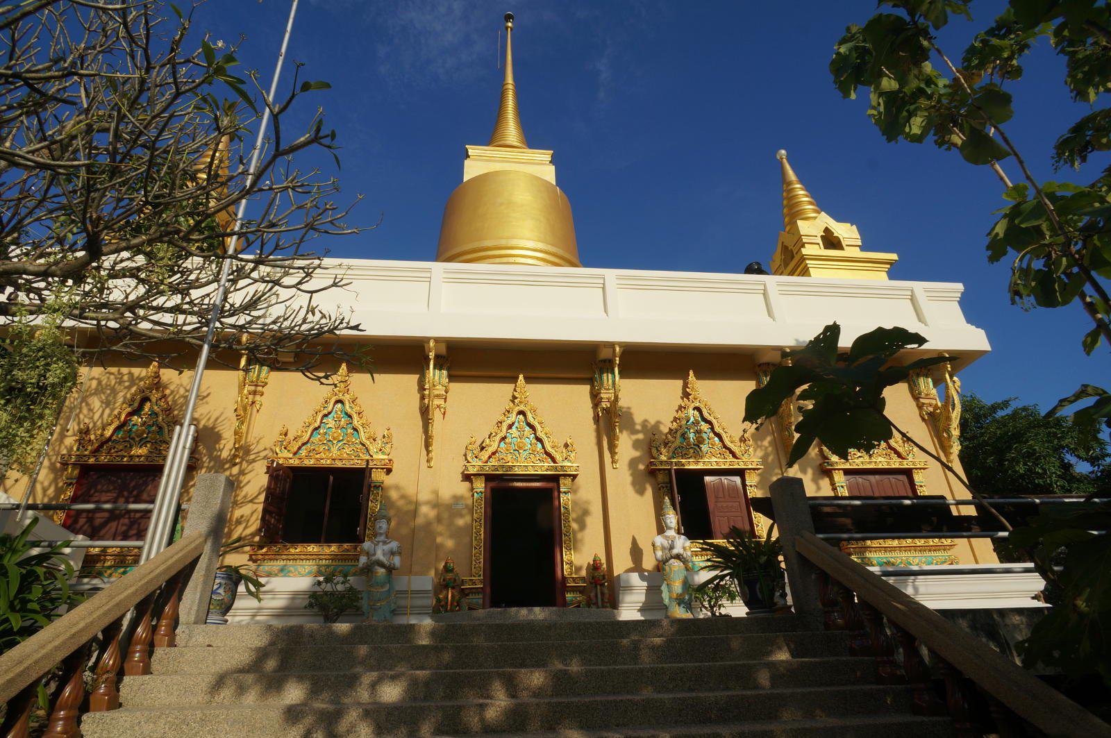 Пагода Khao Hua Jook