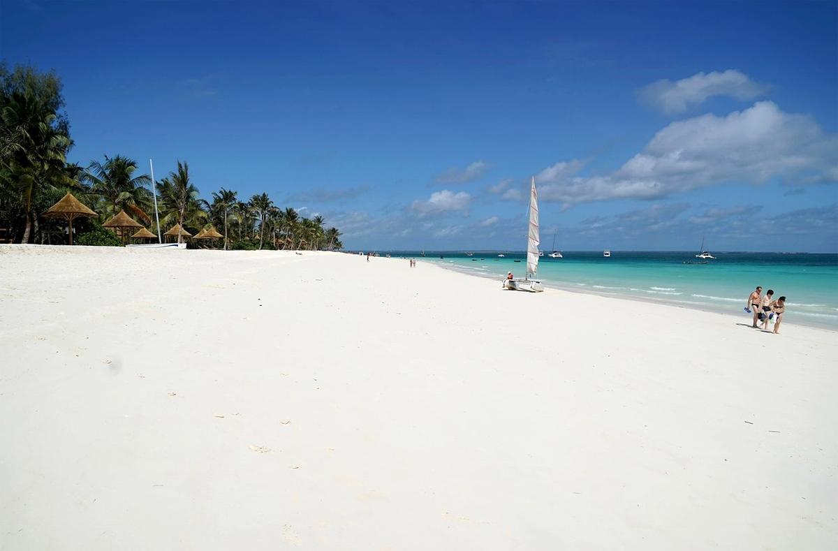 Пляжи в Нунгви