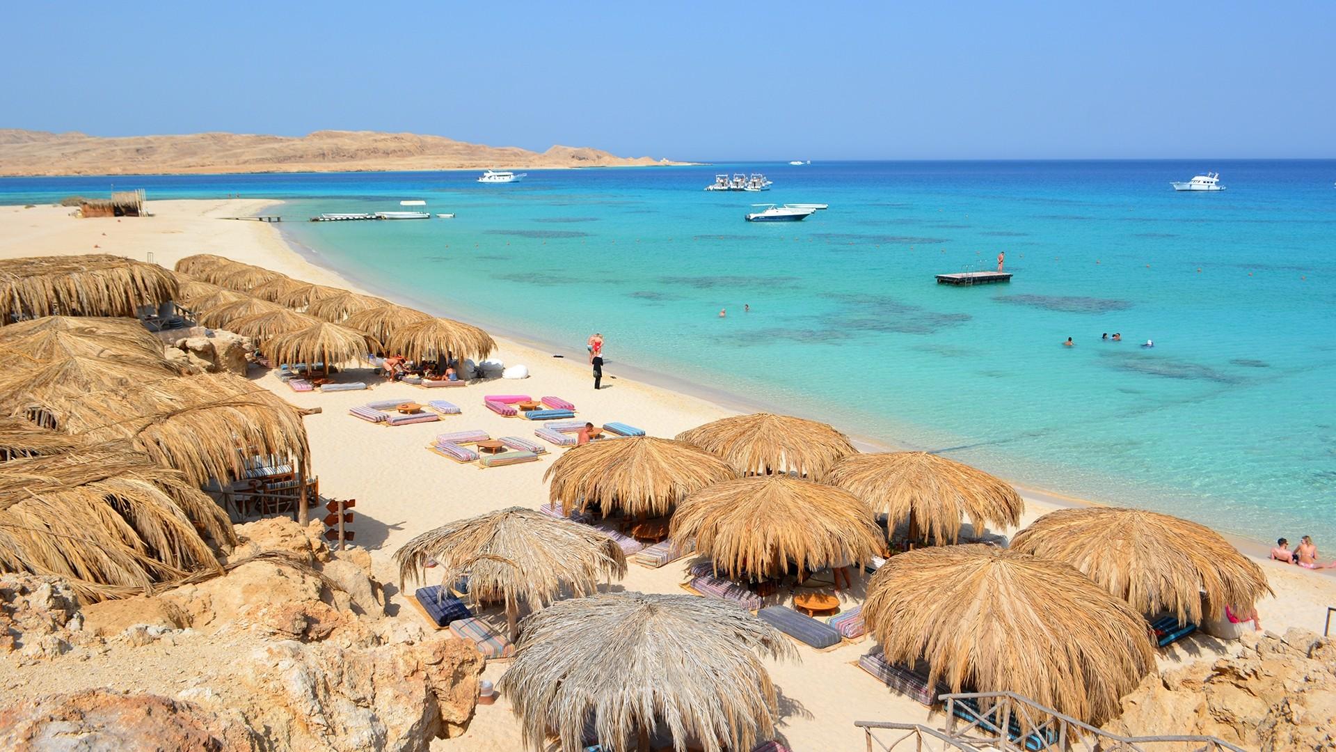 Пляжный отдых в Енипте