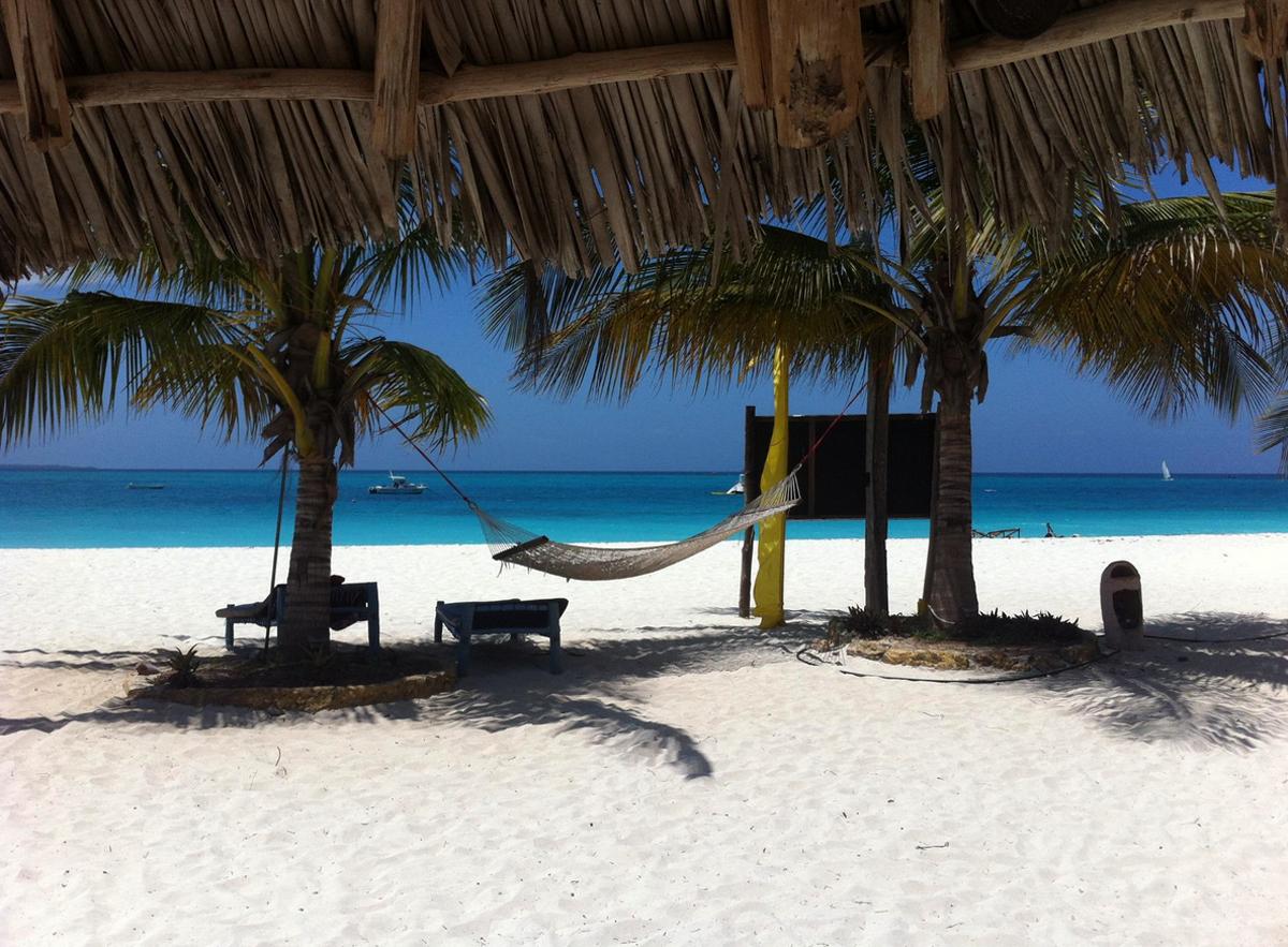 Пляжный отдых на Занзибаре