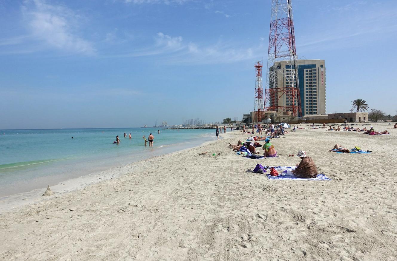 Пляж Аль-Хан