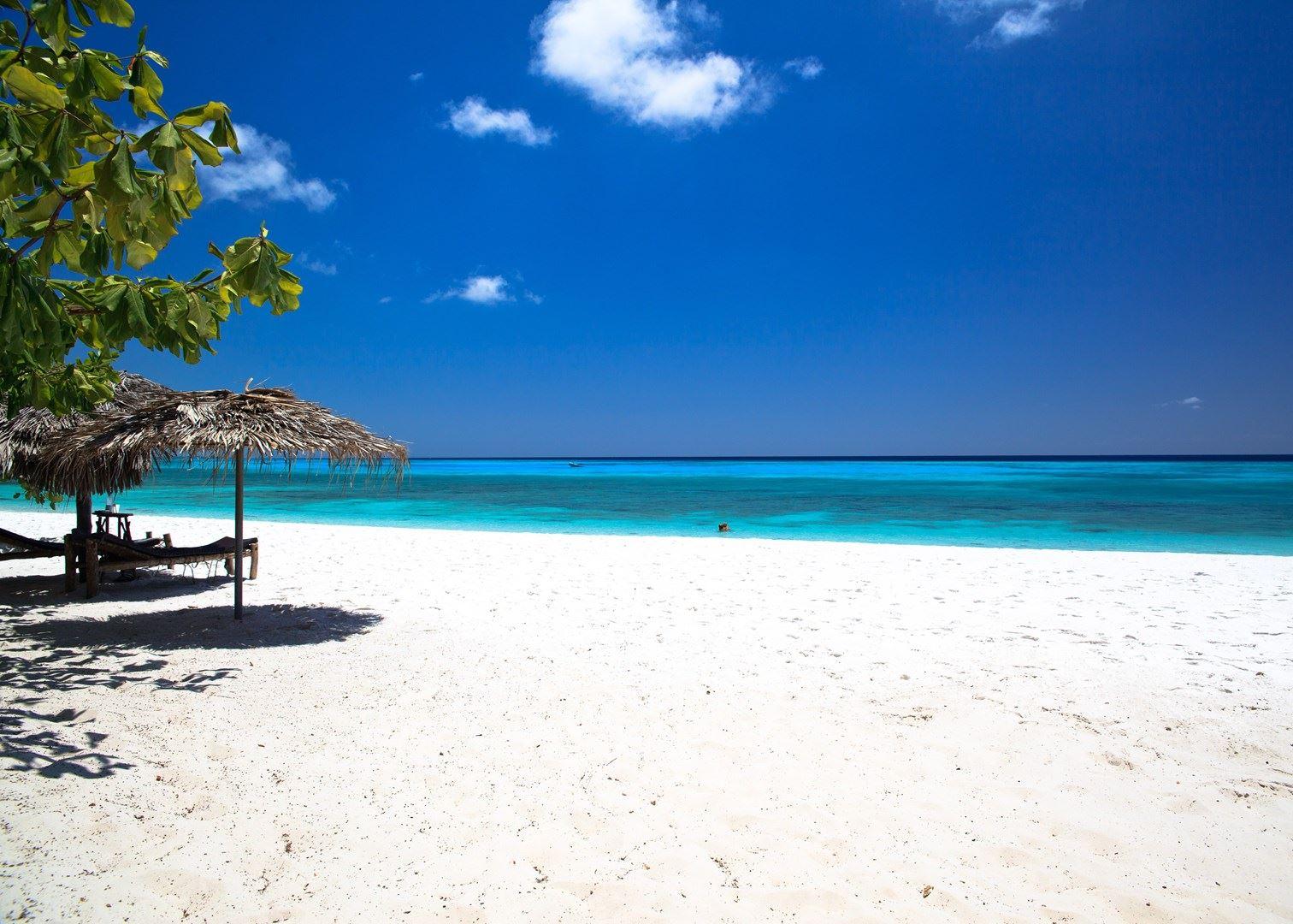 Пляж острова Пемба