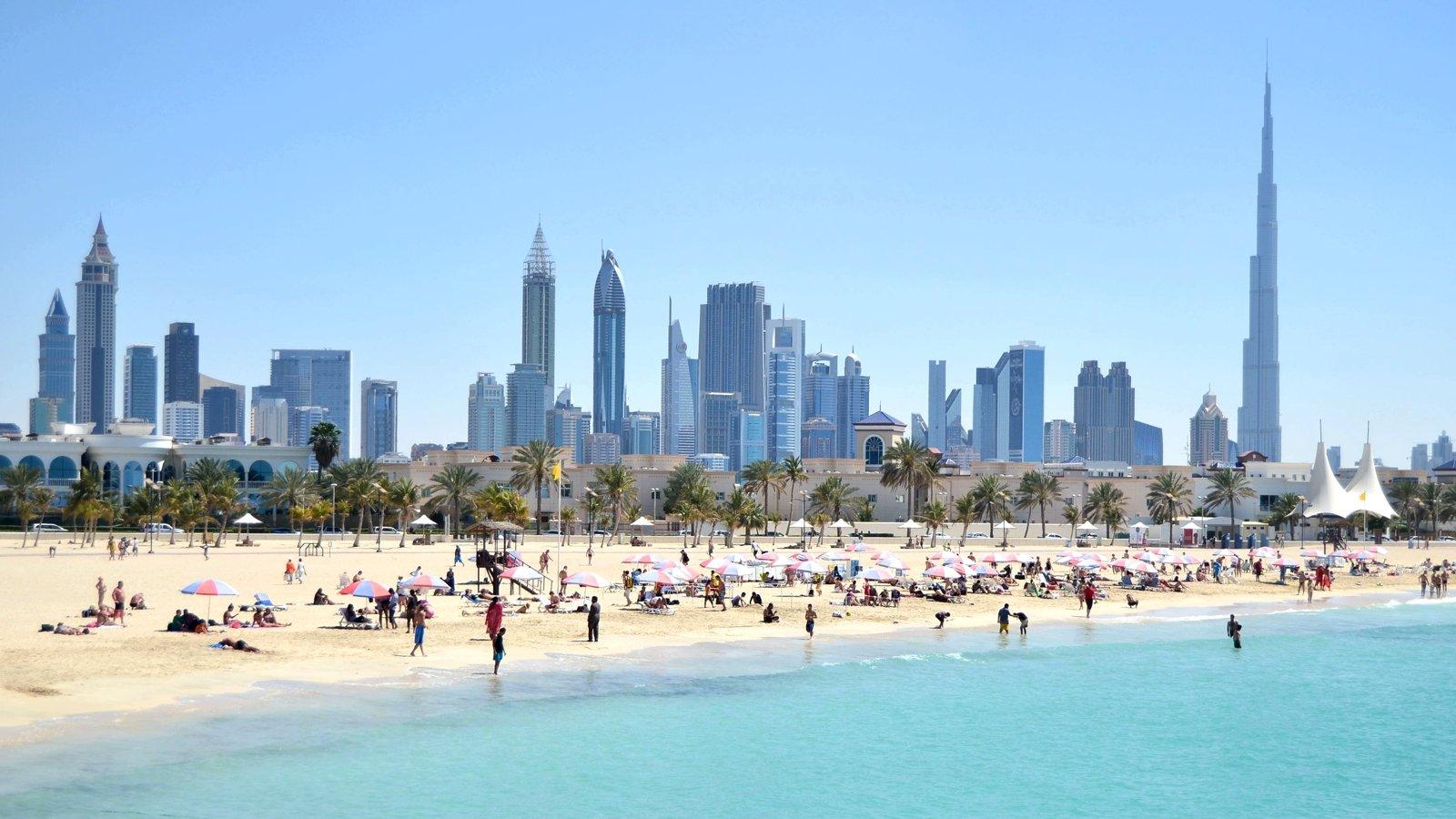 Погода в ОАЭ в декабре