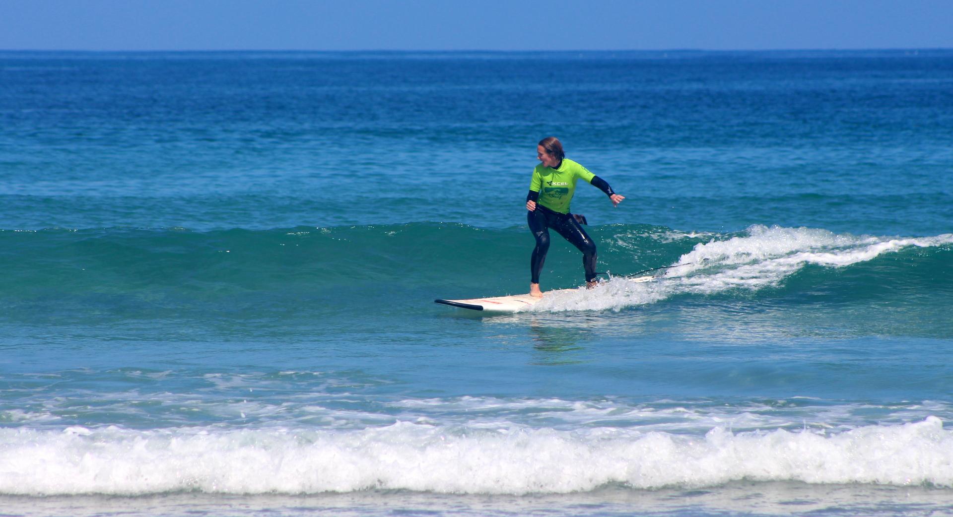 Серфинг в ОАЭ