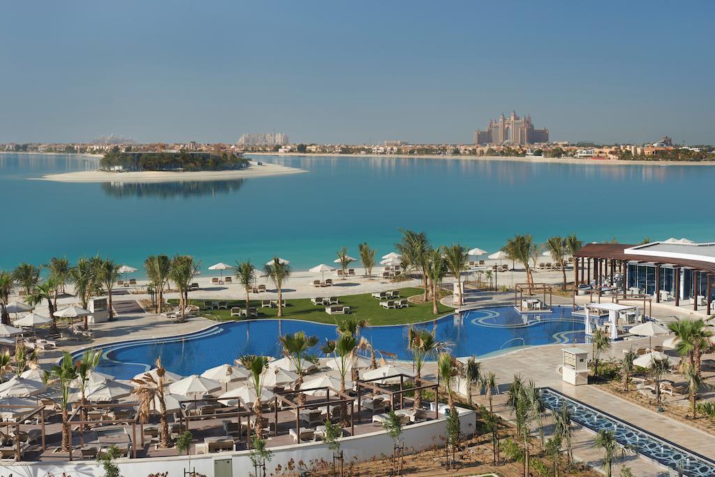 Отдых в отеле Waldorf Astoria Dubai Palm Jumeirah