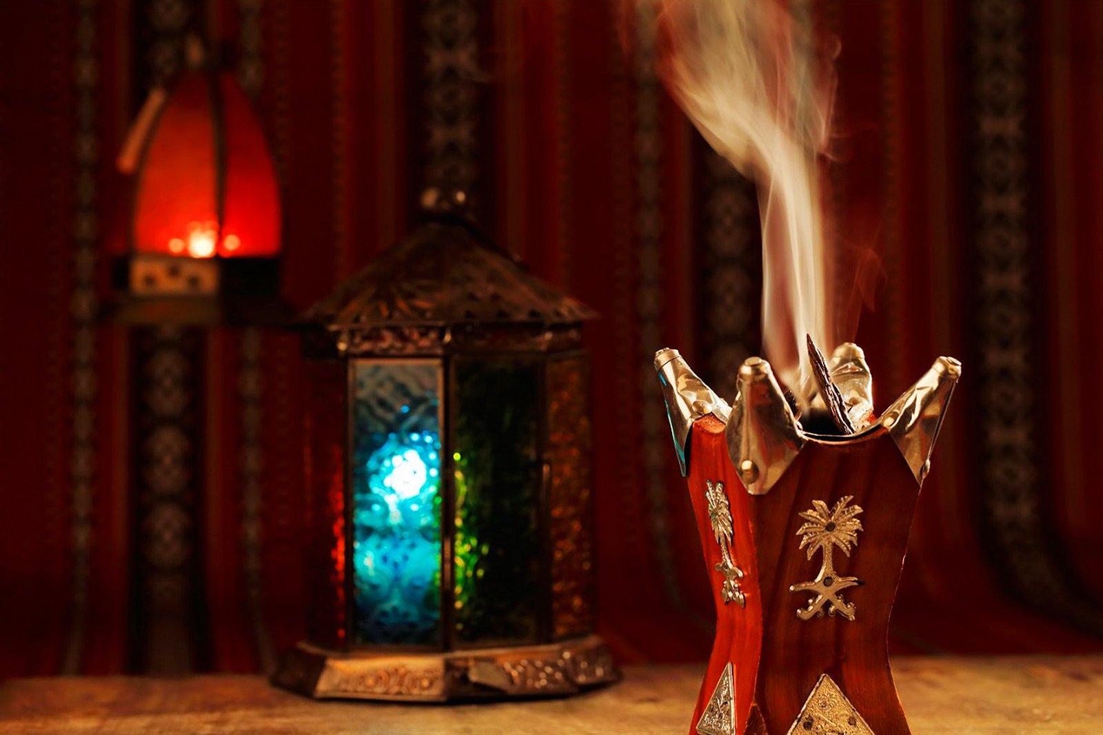 Тонкий ароматический дымок Бахура