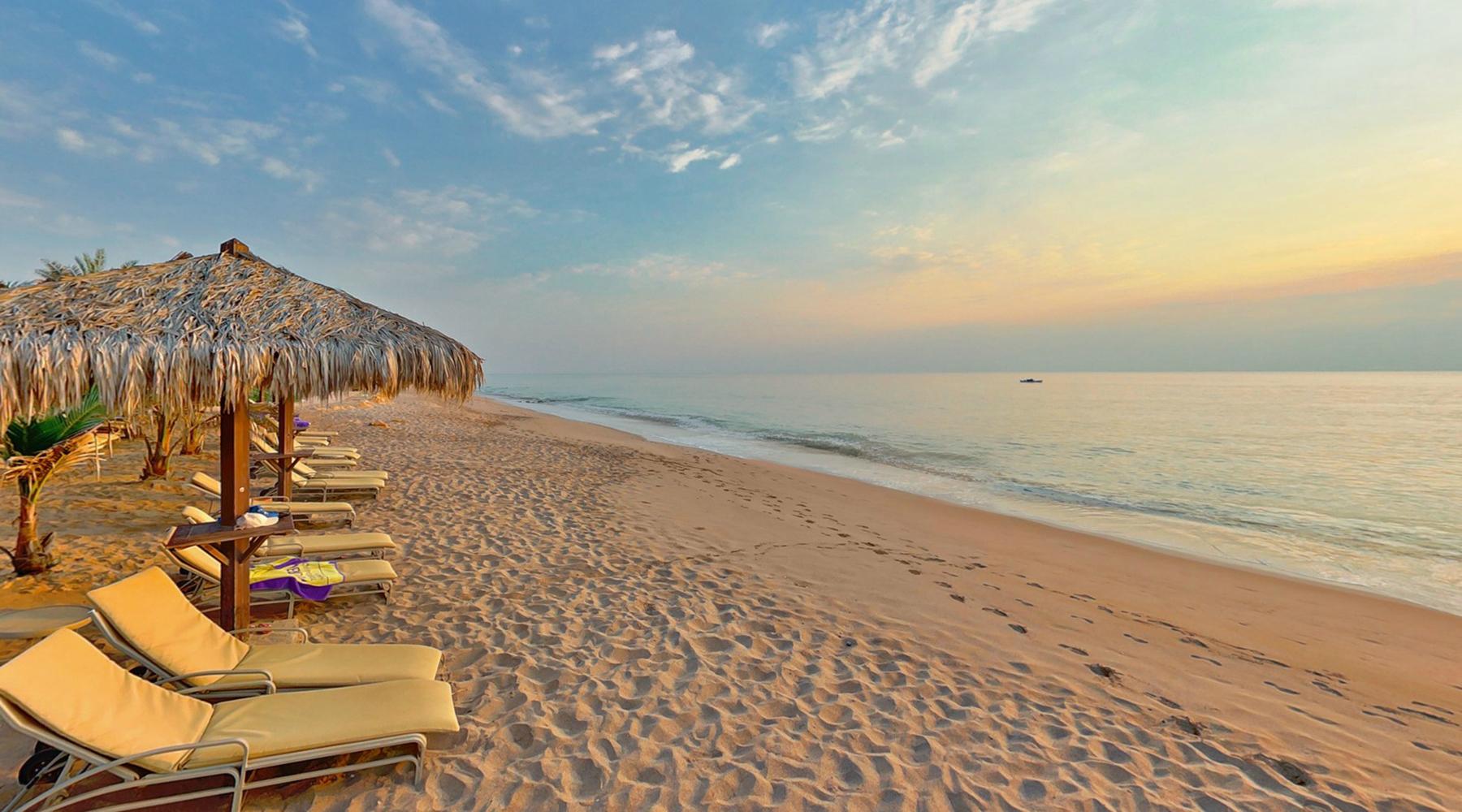 Пляж Фуджейры