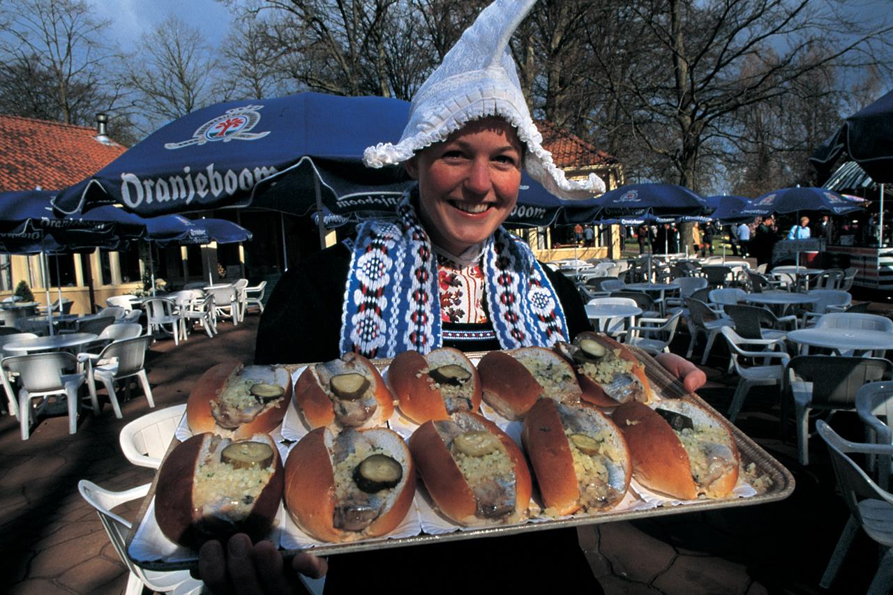 Что едят жители Нидерландов