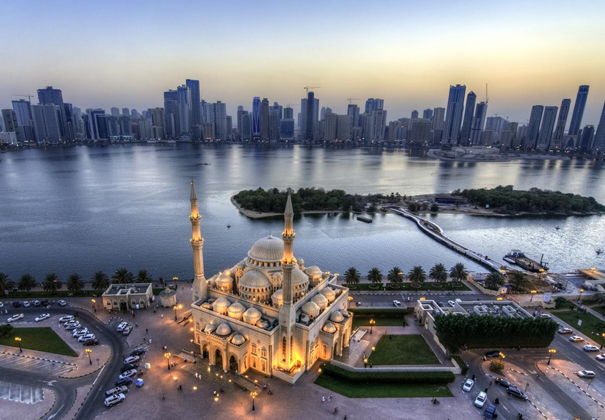 Шарджа — культурная столица Ближнего Востока