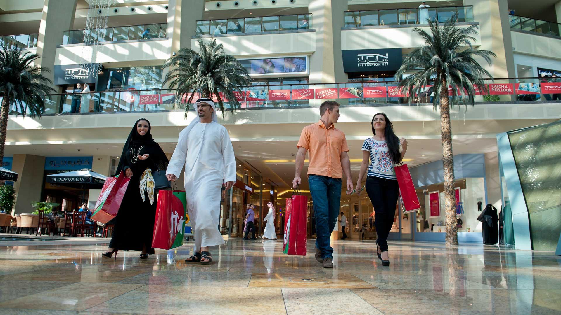 Шопинг в Дубае