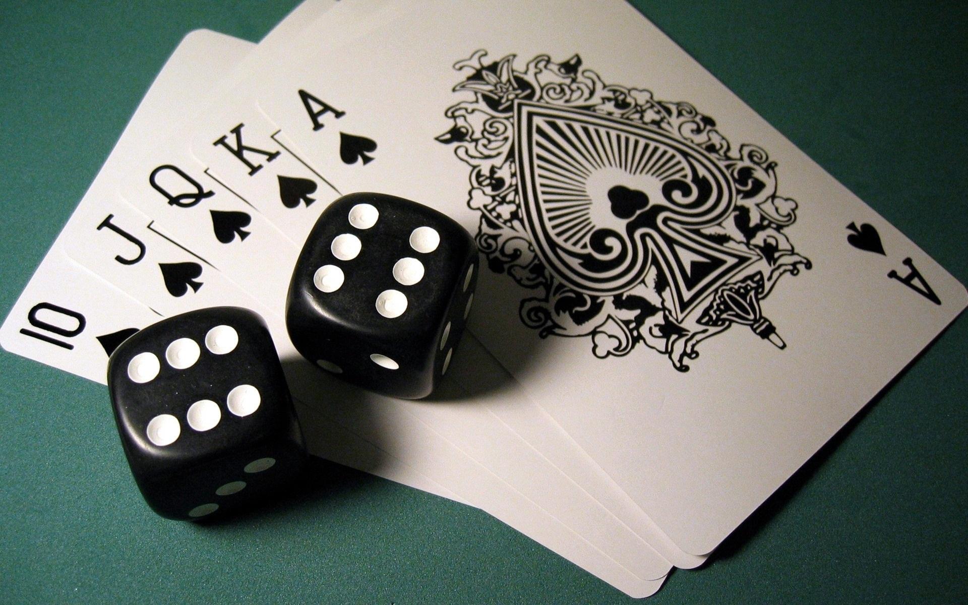 Атрибуты азартных игр