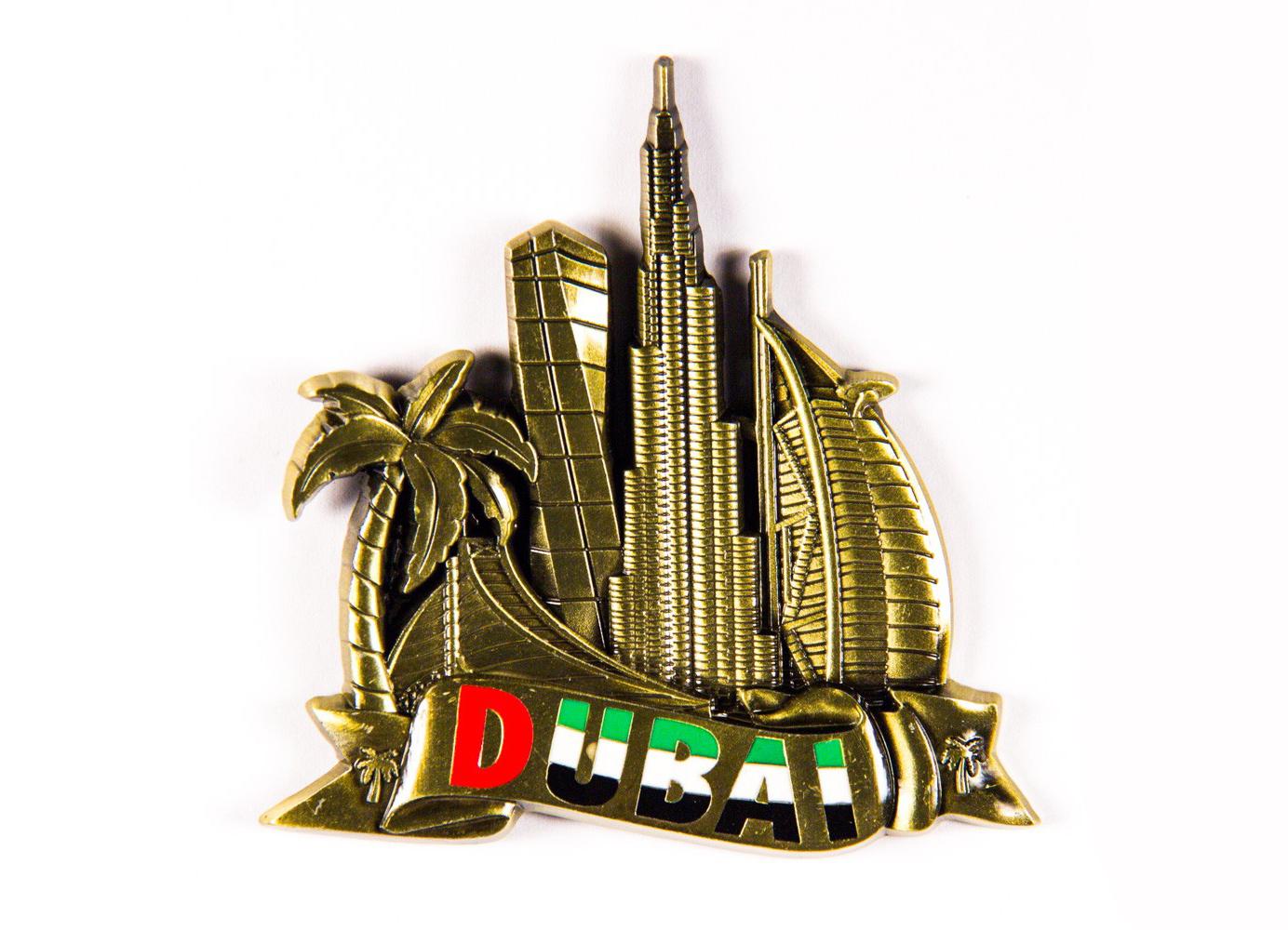 Магнит из Дубая
