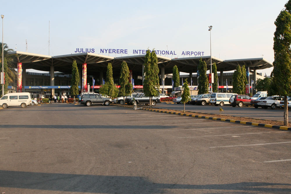 Аэропорт Дар-эс-Салам