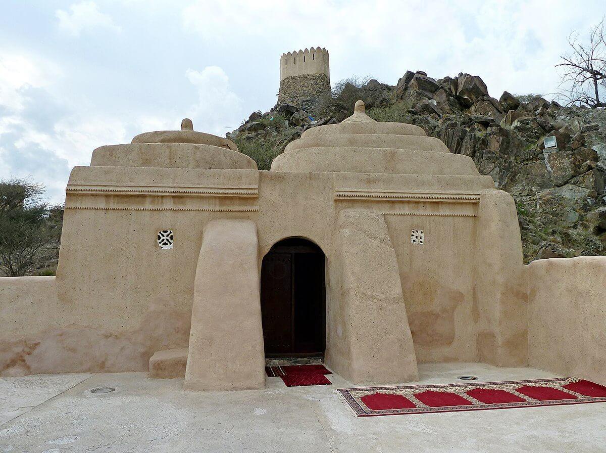 Al Bidya — старейшая мечеть эмирата