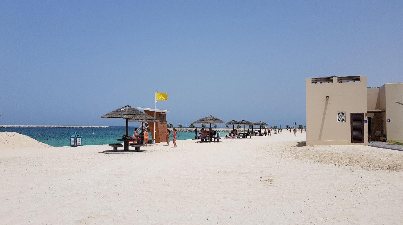 Общественный парк-пляж Аль Мамзар