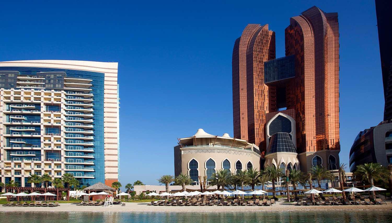 Отель Bab Al Qasr Hotel