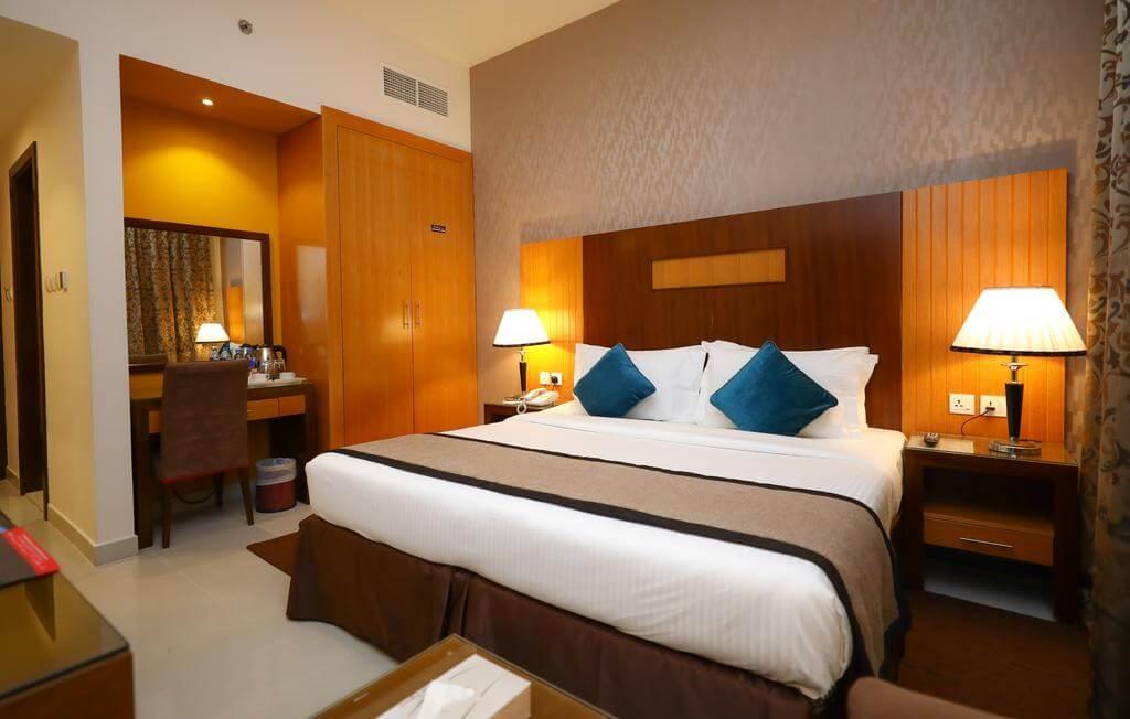 Номер в отеле City Tower Hotel