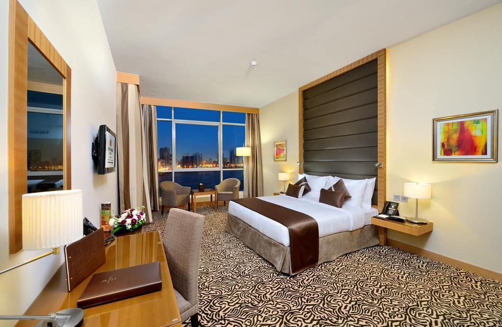 Номер в отеле Copthorne Hotel Sharjah