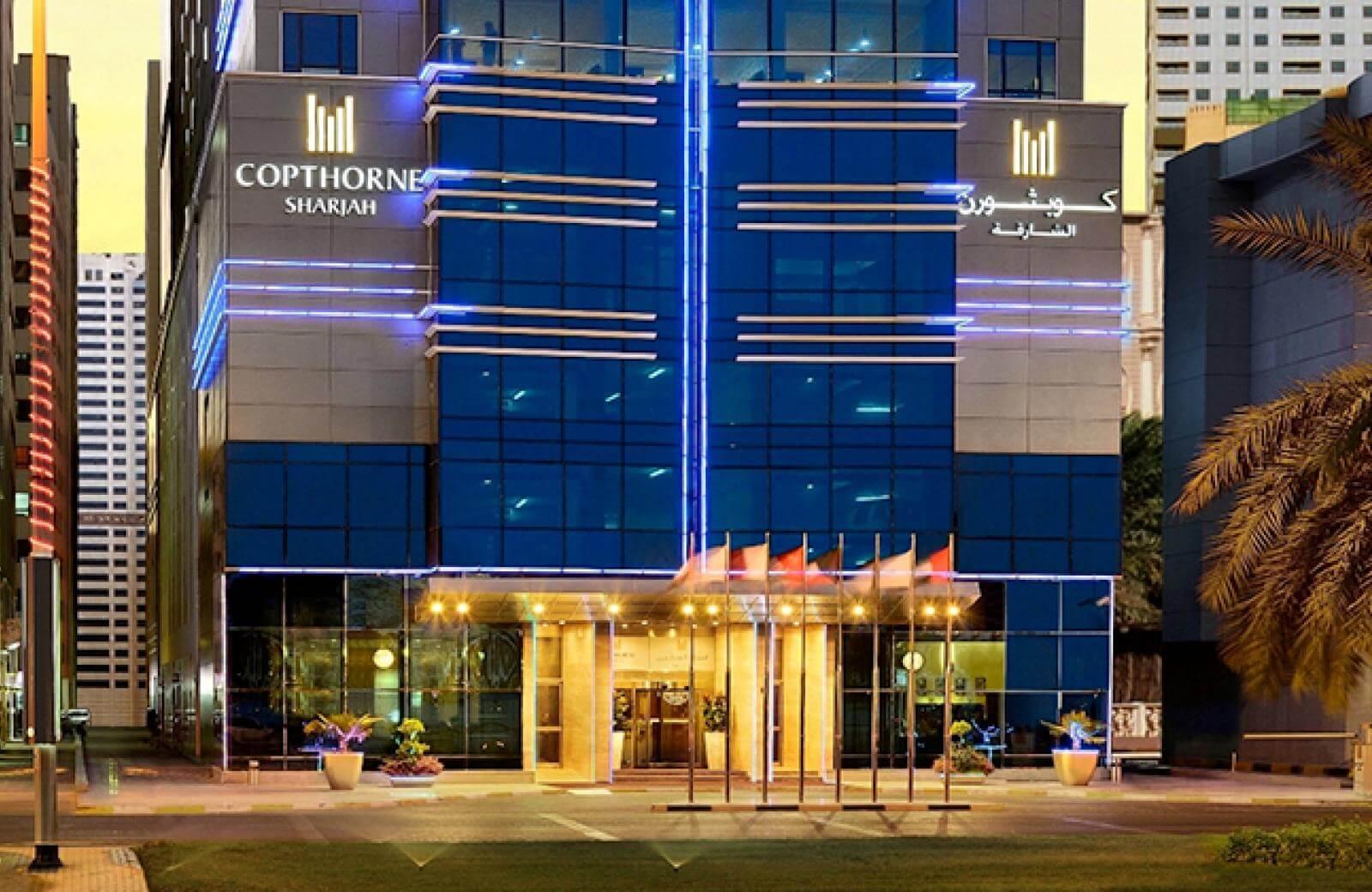 Отель Copthorne Hotel Sharjah