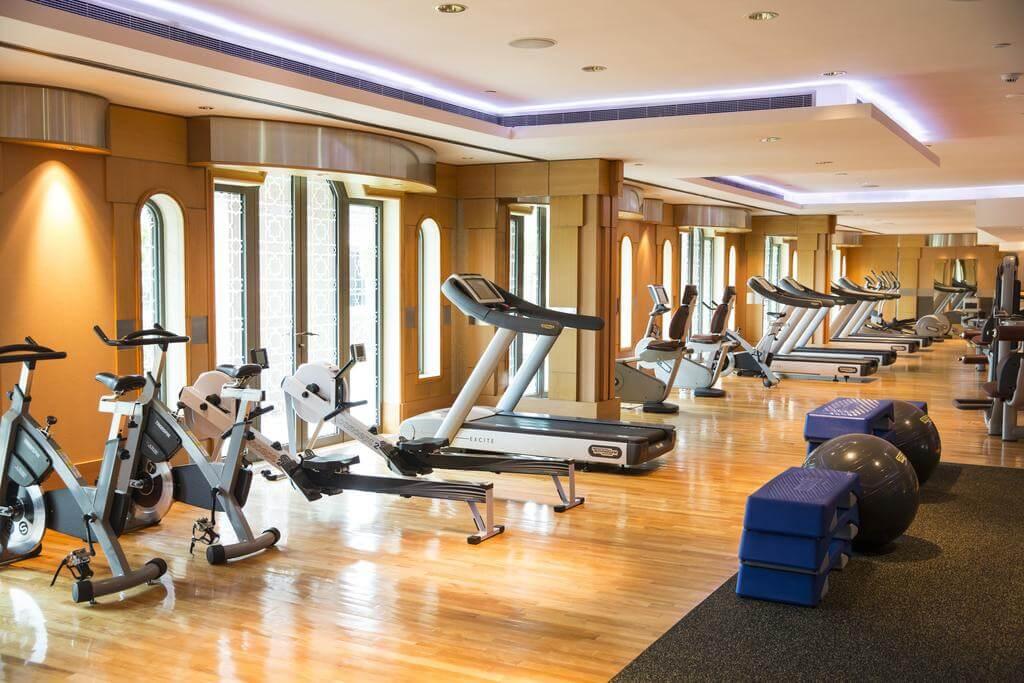 Спортивный комплекс в отеле