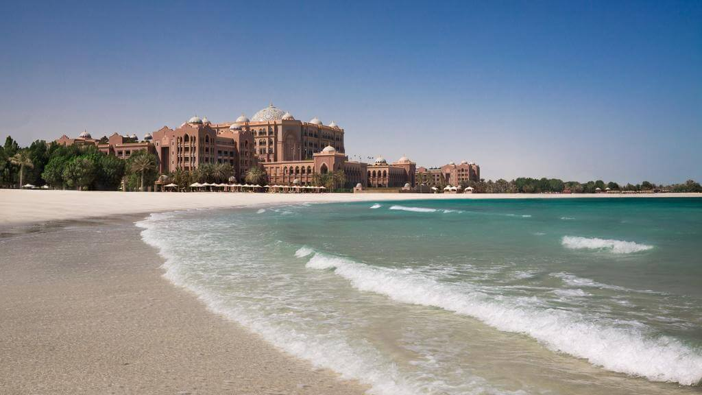 Отель Emirates Palace Hotel
