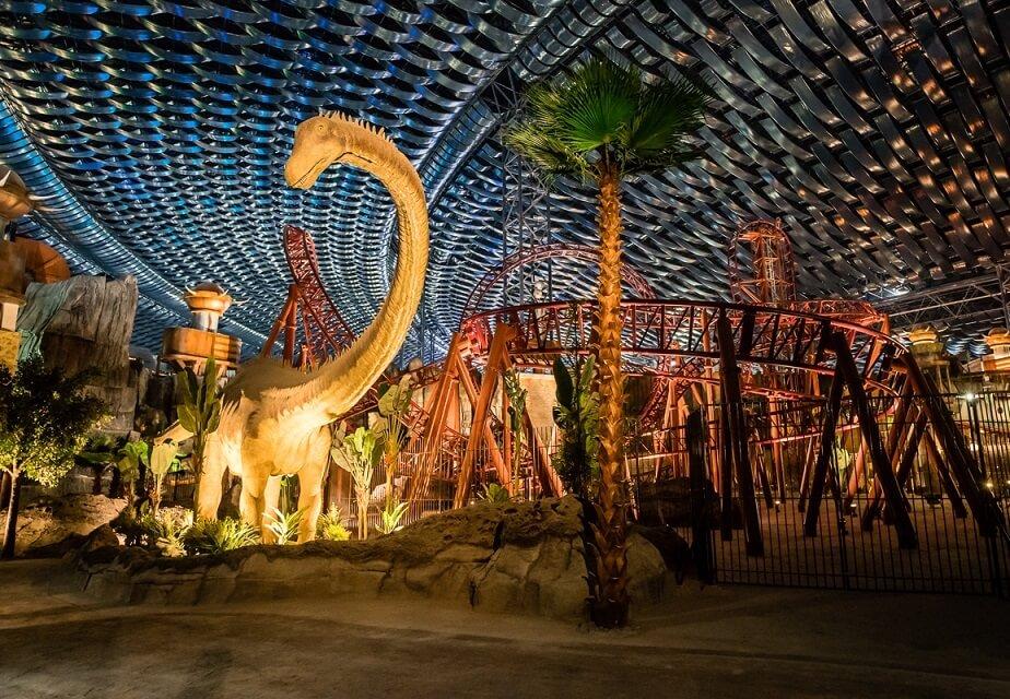 Тематический парк IMG Worlds of Adventures