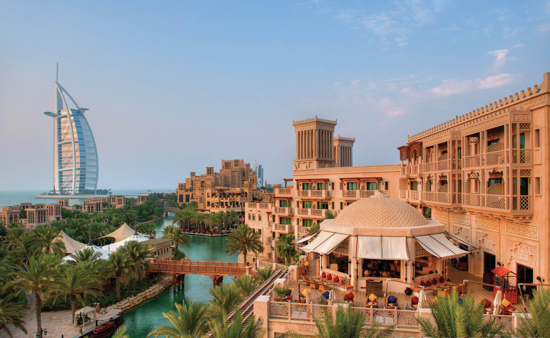 Отель Jumeirah Al Qasr — Madinat Jumeirah