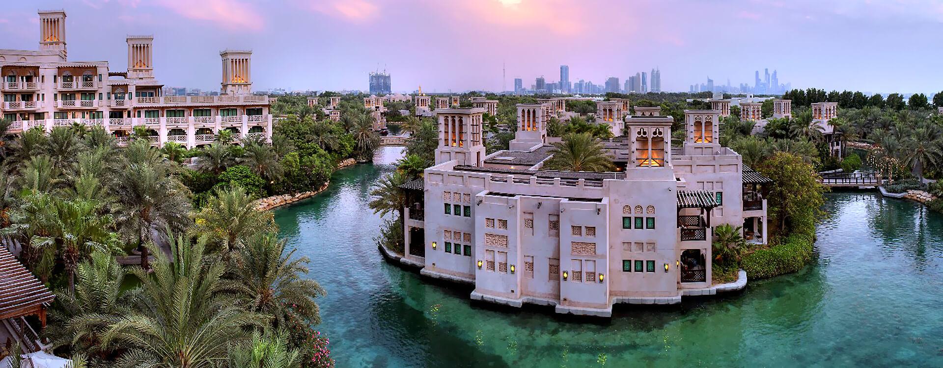 Отель Jumeirah Dar Al Masyaf — Madinat Jumeirah
