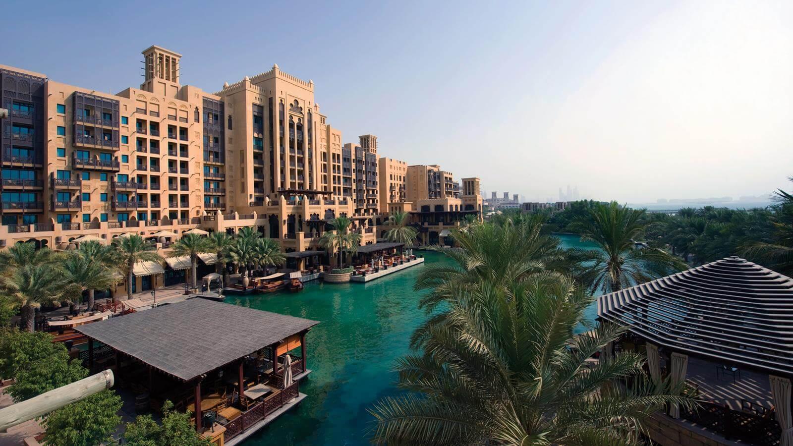 Отель Jumeirah Mina A'Salam — Madinat Jumeirah
