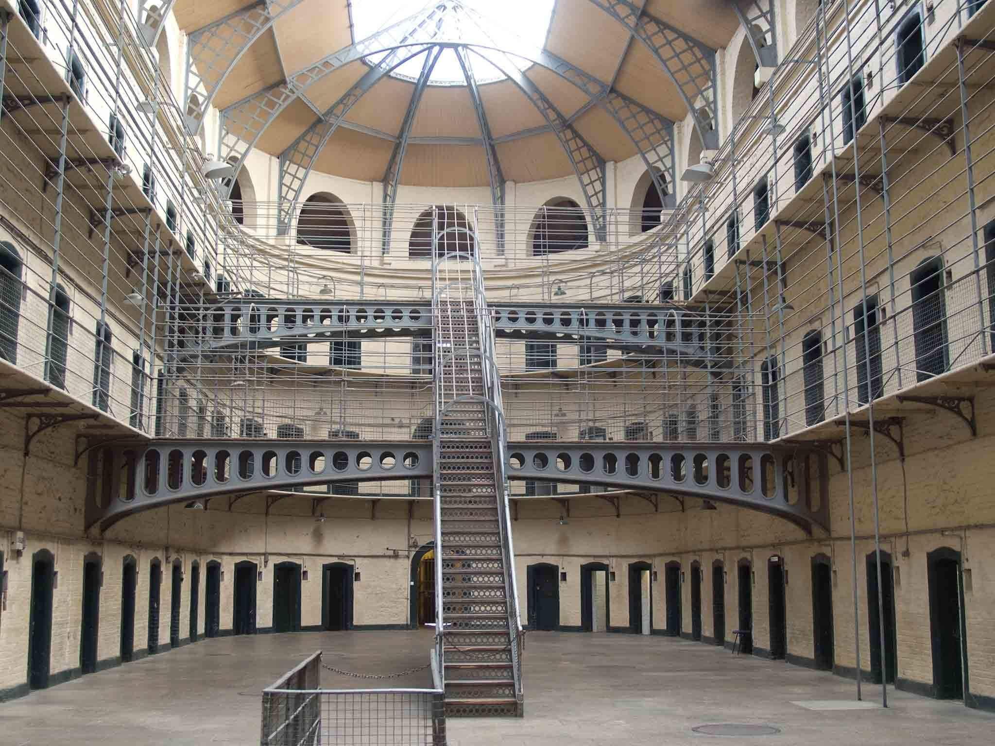 В тюрьме Килмэнхем