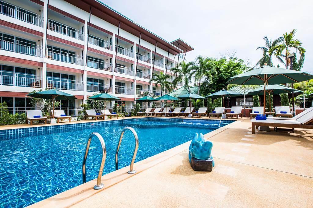 3* отель Lamai Coconut Beach Resort