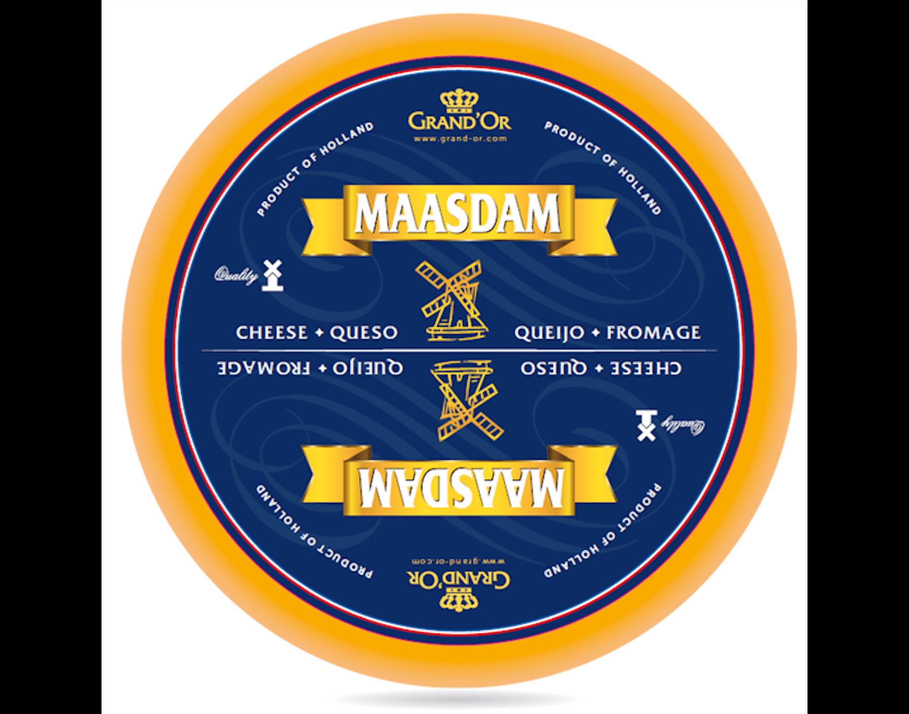 Сыр Мааздам