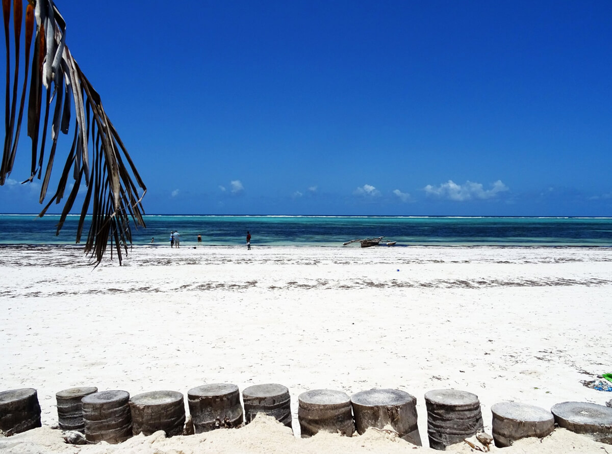Пляж Matemwe Beach