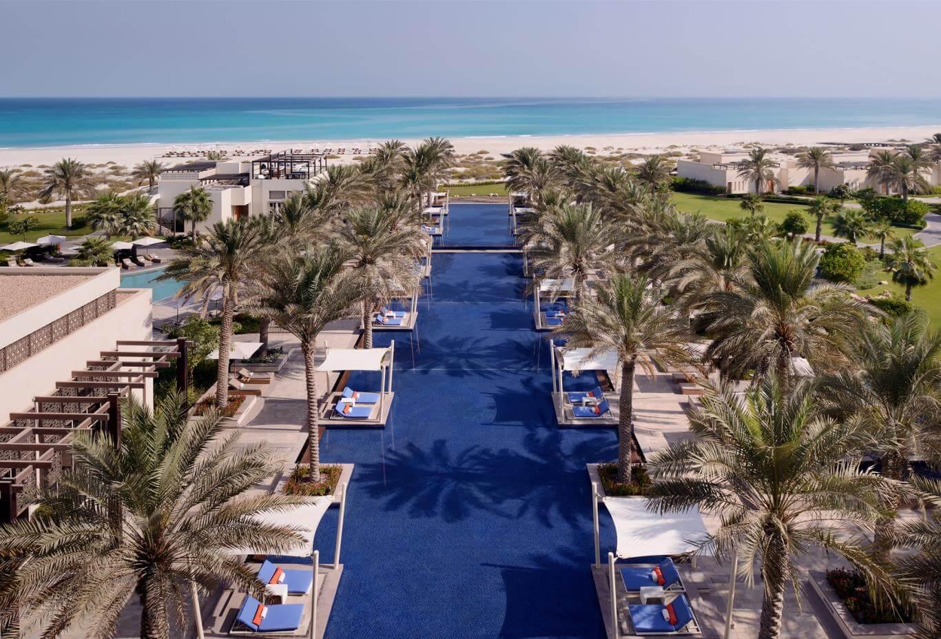 5* отель Park Hyatt Abu Dhabi