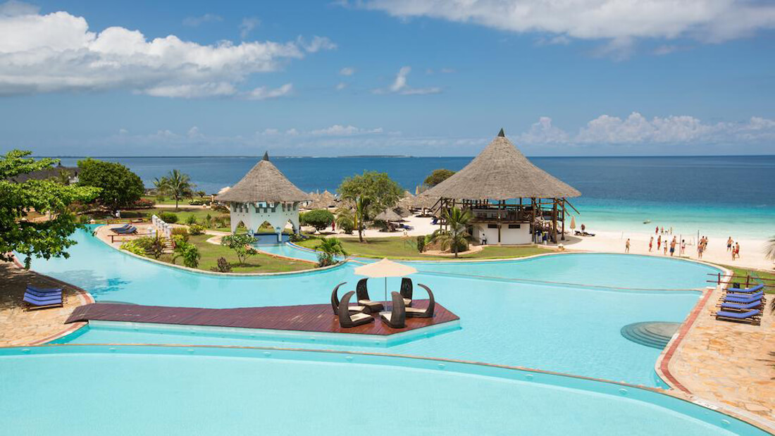 5* отель Royal Zanzibar Beach Resort