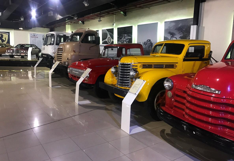 Музейавтомобилей в Шардже