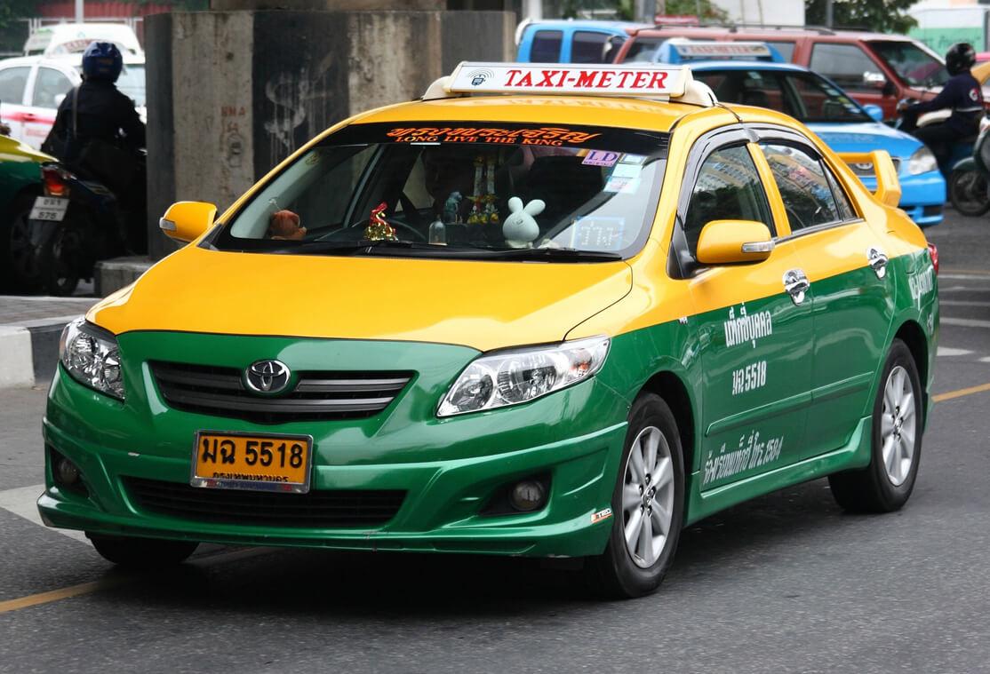 Такси – самый комфортный способ поездки