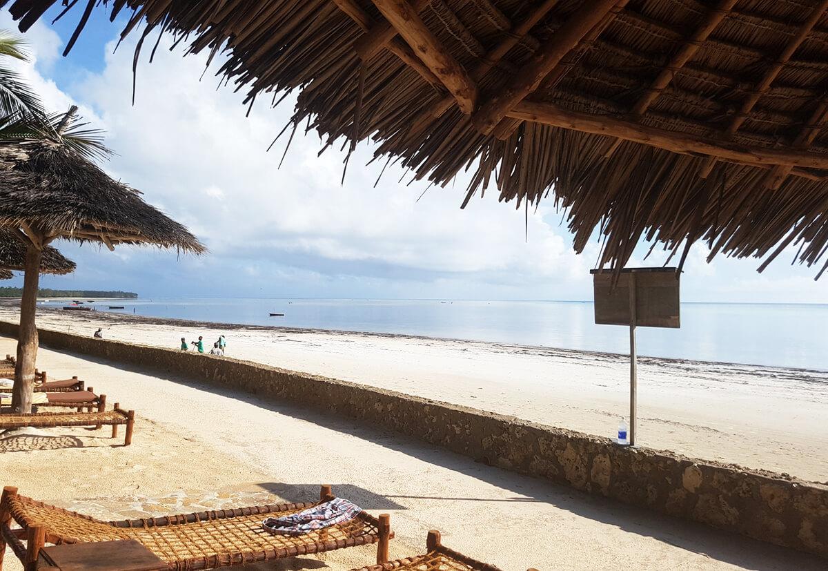 Пляж Uroa Bay