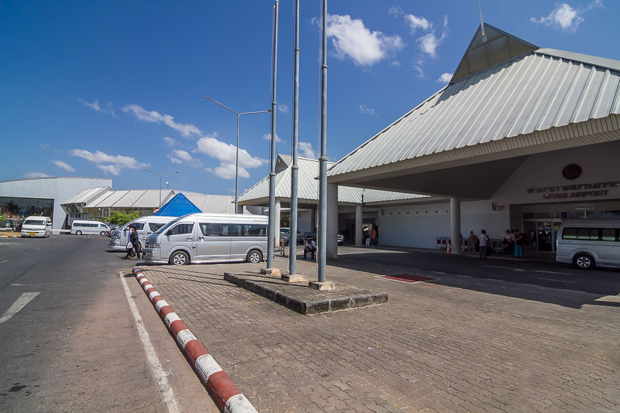 Трансфер из аэропорта Краби
