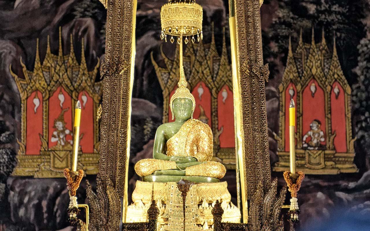 Статуя Нефритового Будды