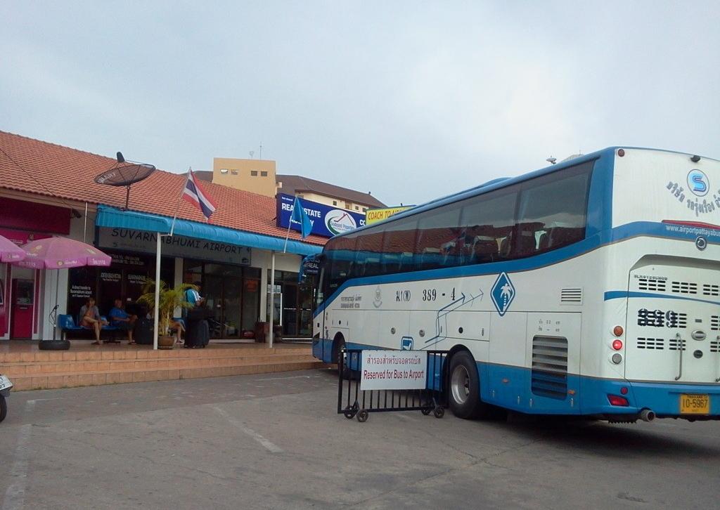 На автобусе из Паттайи