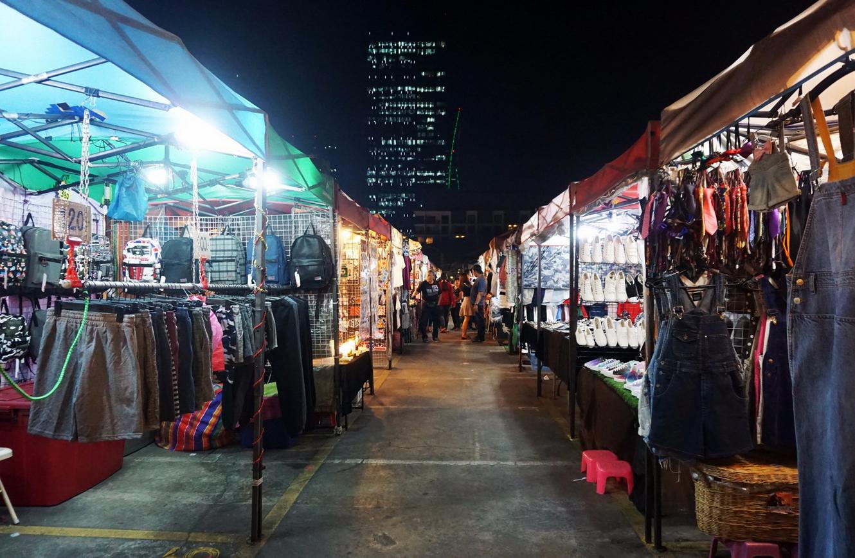 Ночной рынок Ratchada