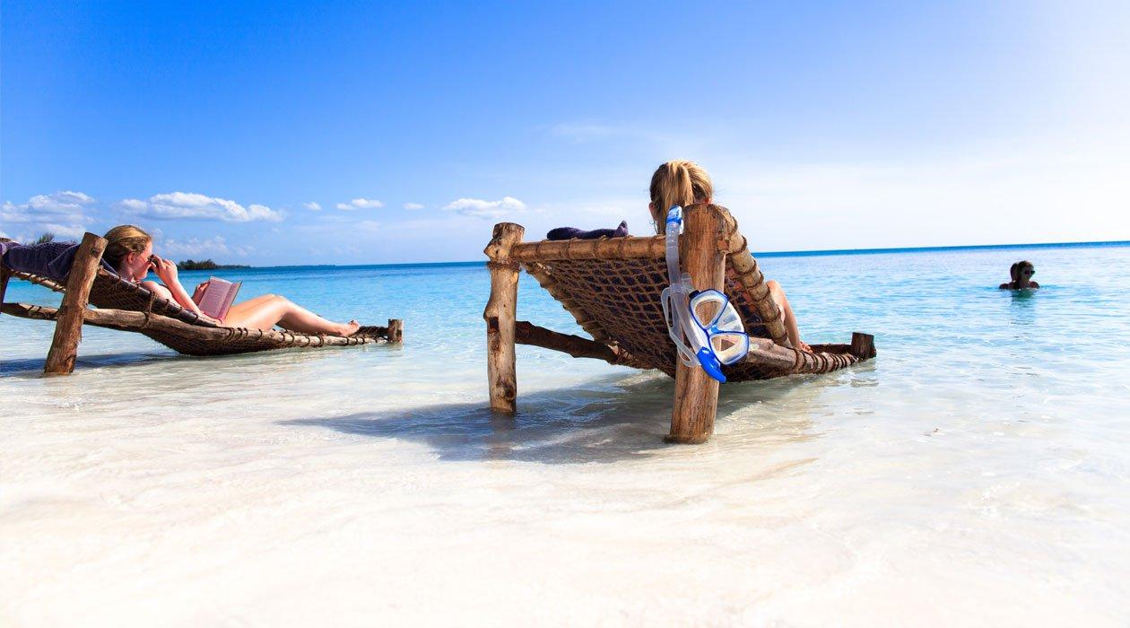 Отдых на океаническом побережье Занзибара