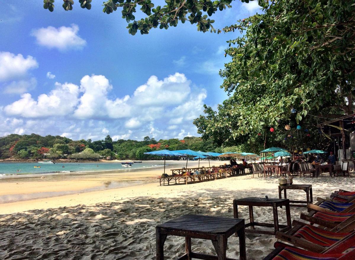 Пляж Ао Вонг Дуан
